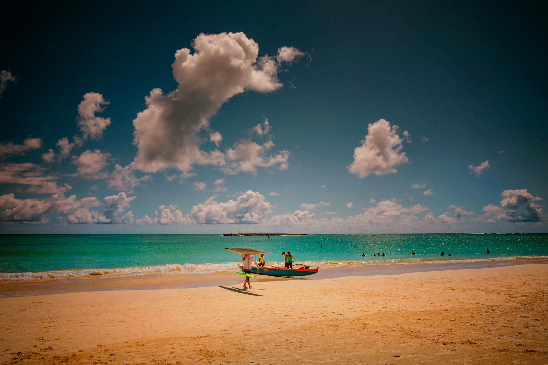 Daylight, Kailua Beach