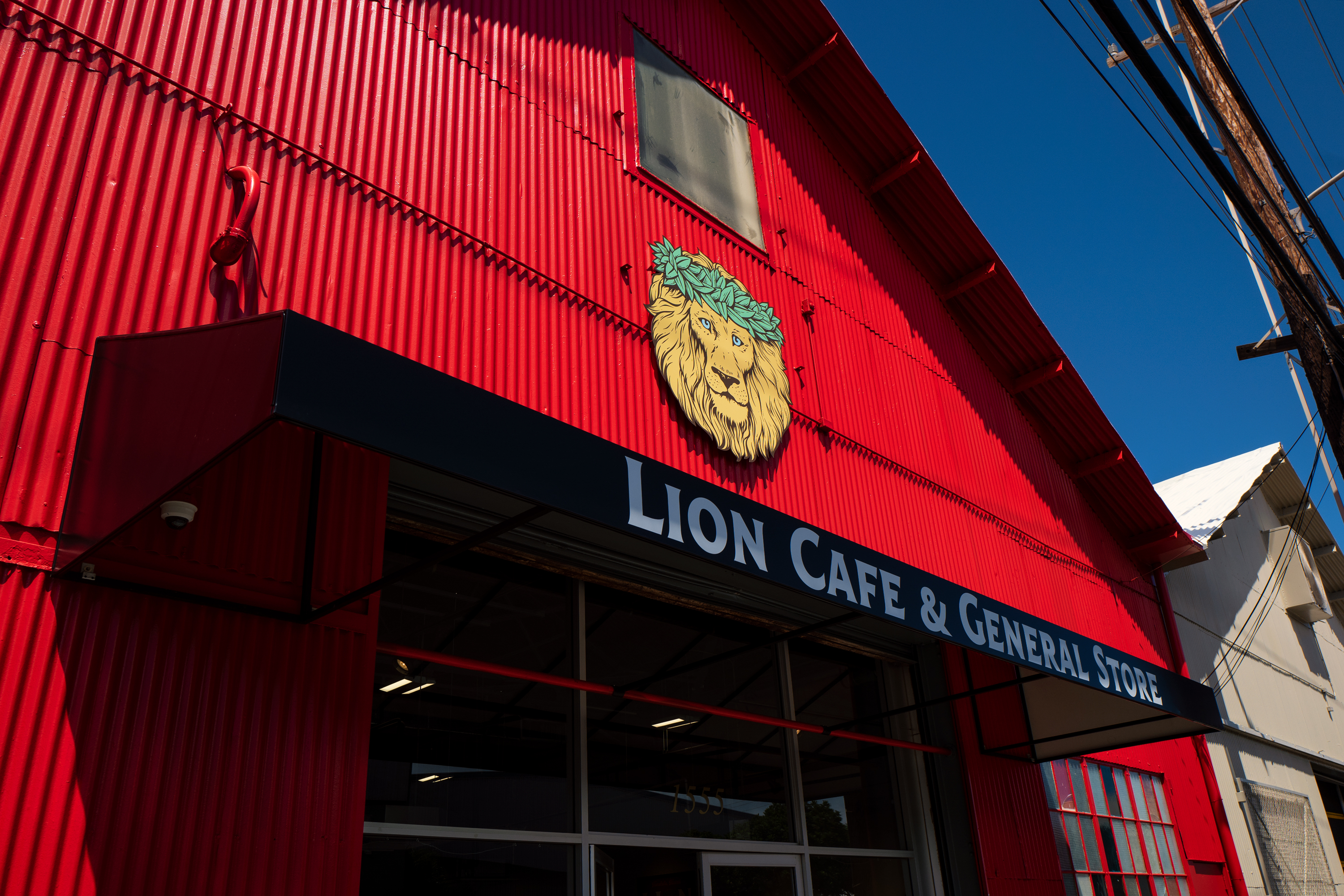 Lion Cafe & General Store