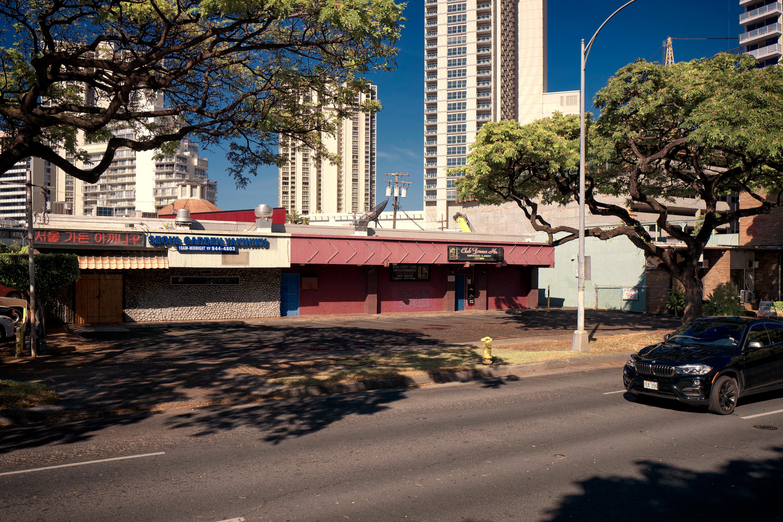 Kapiolani Blvd
