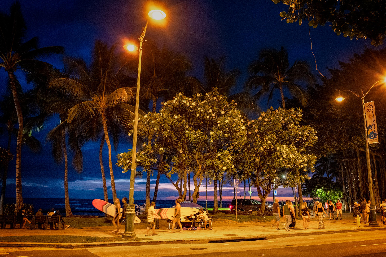 Twilight Kalakaua