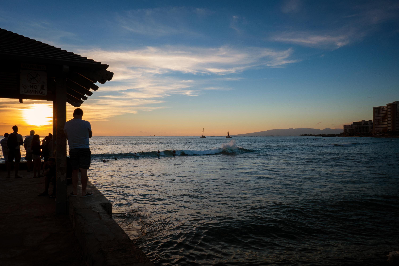 Waikiki Walls