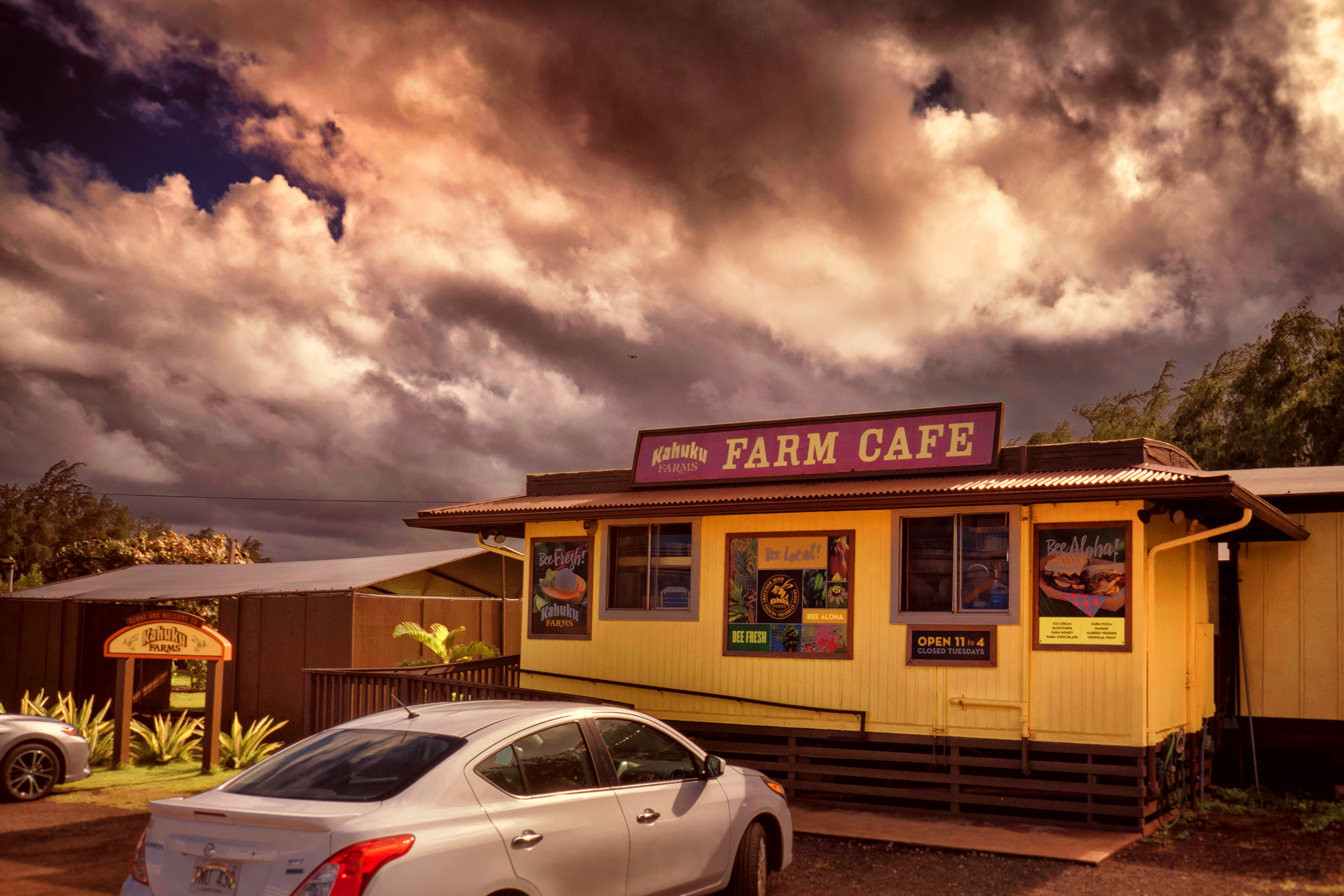 Kahuku Farm Cafe